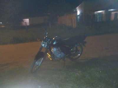 En violento atraco dos mujeres son despojadas de una motocicleta