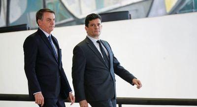 Moro niega candidatura presidencial en 2022 y reafirma apoyo a Bolsonaro