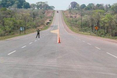 Gobierno inaugura setenta y seis kilómetros de asfalto en Bella Vista Norte