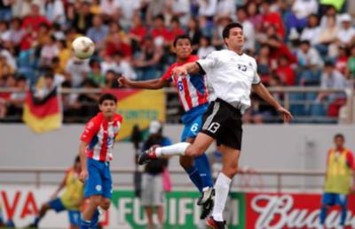 Struway y el 'problema' con Ballack en el Mundial 2002