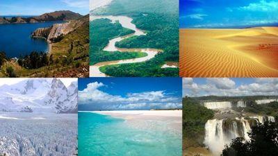 Conocé el capital natural en América Latina y el Caribe