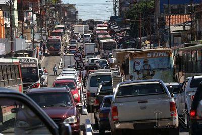 Proyecto apunta a descongestionar el tránsito en Asunción
