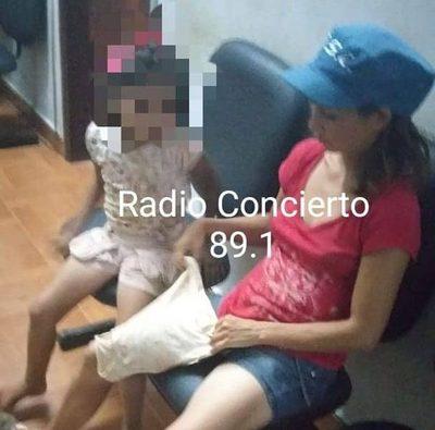 Imputan a una mujer que agredió brutalmente a su hija de 9 años
