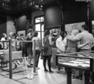 Museos se preparan para su noche