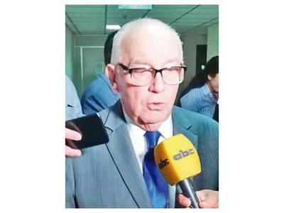 Ex ministro Bajac con medidas en caso de supuesta coima