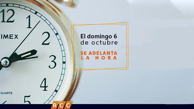 La hora en Paraguay se adelanta 60 minutos desde la medianoche