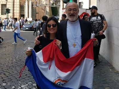 Papa nombra a religioso naturalizado paraguayo como cardenal