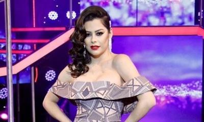 Larissa Riquelme ansiosa por el estreno de 'Noche de Show'