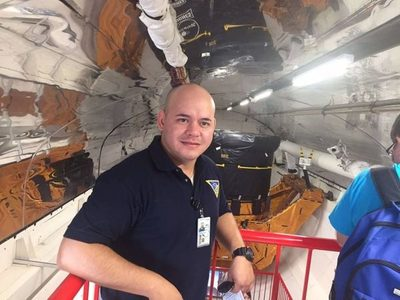 Futuro astronauta paraguayo inspira e insta a jóvenes a luchar por sus sueños