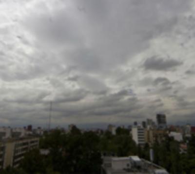 Domingo fresco con leves precipitaciones