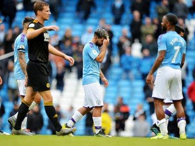 El City cae ante el Wolves y le pierde paso al líder Liverpool