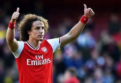 David Luiz sostiene al Arsenal