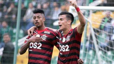 El Flamengo se escapa en la liga brasileña