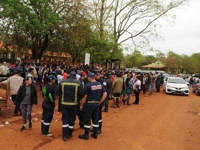Damnificados cerraron ruta exigiendo asistencia tras temporal del viernes