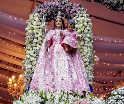 Hoy la Iglesia celebra a la Virgen del Rosario