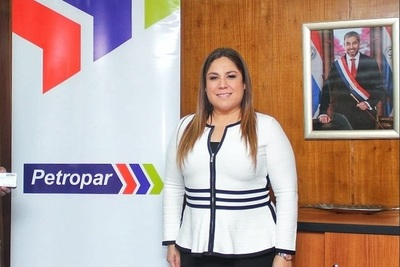 """Patricia Samudio: """"mala calificación de Petropar es un error de la Contraloría"""""""