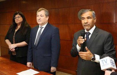 Corte aclara que notificación al Senado sobre Bonifacio Ríos no tiene validez