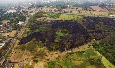 Infona reporta cero focos de incendio en el territorio nacional tras lluvias