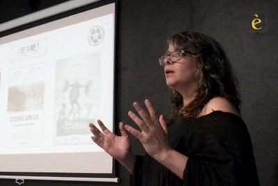 Cineasta Paraguaya Muestra Documental En México