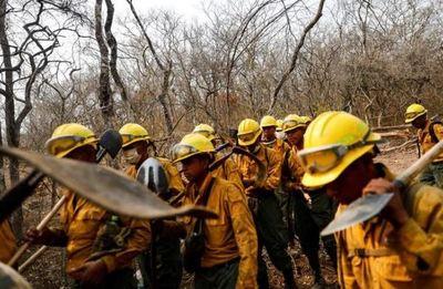 En Bolivia, lluvias apagan incendios y quedan 4 millones de hectáreas quemadas