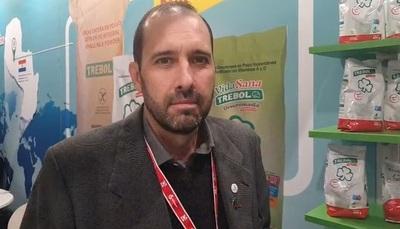 """Orie Toews: """"Mucho interés por productos cárnicos y lácteos de Paraguay"""""""