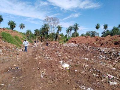 Vertedero de Yaguarón: intendente podría ser procesado por quema ilegal