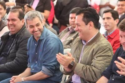 """Para oficialismo, caso Friedmann e Indert es """"ambiguo"""" y Honor Colorado analizaría en bancada"""