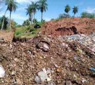 Investigan a Intendente de Yaguarón por quema de basura