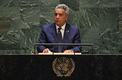 Presidente ecuatoriano traslada sede Gobierno a Guayaquil y habla de golpe de Estado