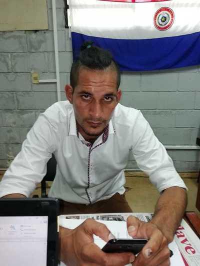 Oficializan denuncia ante la Fiscalía contra agitador social que promueve invasiones