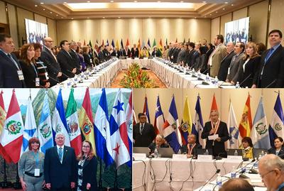 Reunión preparatoria de XX Cumbre Iberoamericana