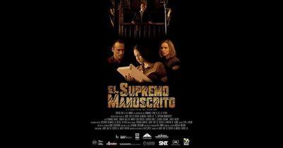 """""""El Supremo Manuscrito"""": film nacional se estrena este jueves"""