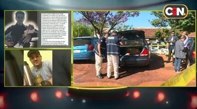 Asesinato de policía: Cae sospechoso al llevar a su mamá a Clínicas