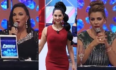 Zuni Castiñeira y Larissa Riquelme acordaron no hablar más de Norita Rodríguez