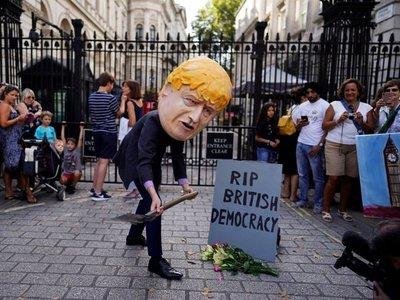 Un brexit sin pacto puede empujar la deuda al nivel más alto desde años 60