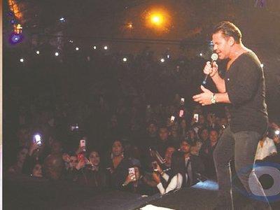 Escrachan a cantante brasileño en Amambay