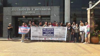 ONU aplaude primera condena en Paraguay por crimen de odio a persona trans