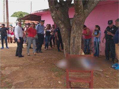 De 14 balazos asesinan a un hombre en Pedro Juan Caballero