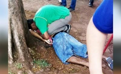 Sicarios acribillan con 14 balazos a un hombre en PJC