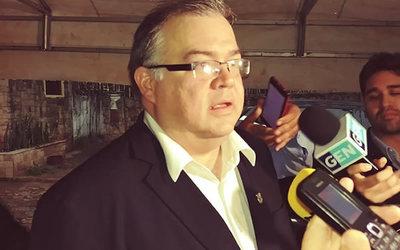 Ullón no descartó volver a ocupar un cargo en gobierno de Abdo
