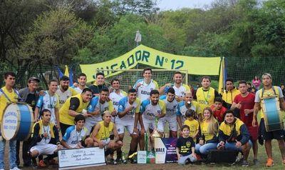 Boca conquista la Copa Estero Bellaco