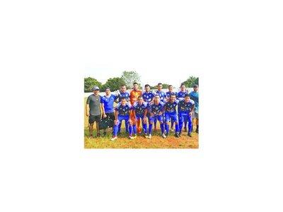 Empachados de fútbol en el interior del país