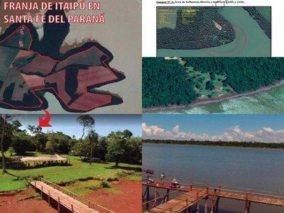 Contrato de Itaipú con ex juez cede gratis dos hectáreas hasta el 2021