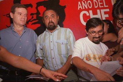 Código Rojo para Arrom, Martí y Colmán no está activado