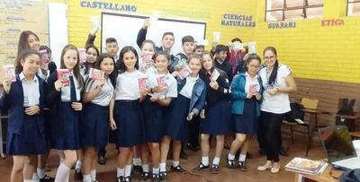 Continúan capacitando a adolescentes de Presidente Franco