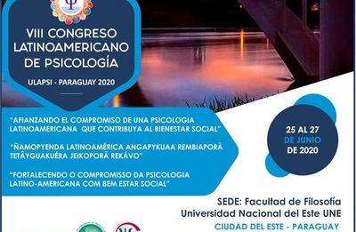 Congreso Latinoamericano de Psicología será en CDE