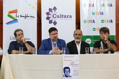 """""""Flores del Paraguay"""" acercará la Guarania a distintos puntos del país"""