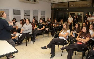 Estudiantes visitaron Museo de la Justicia