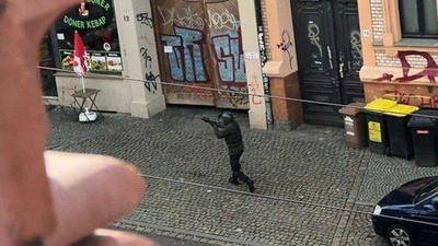 Alemania: disparan contra una sinagoga judía en el Día del perdón y mueren 2 personas