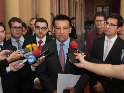 Intendentes del Alto Paraná elevaron al presidente plan de desarrollo para la región